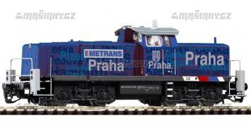 TT - Dieselová lok. BR 295 Metrans