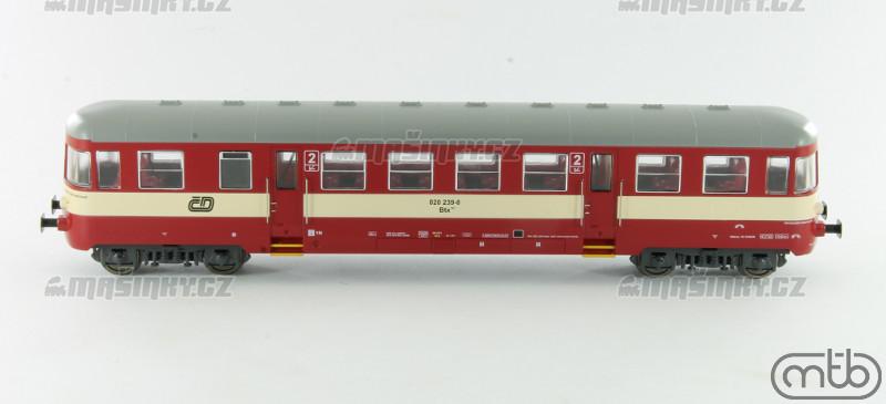 H0 - Přípojný vůz Btx761 239 - ČD #2