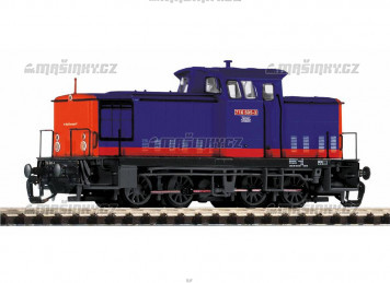 TT - Dieselová lokomotiva V60 716 505-3 - Metrans - ČD (analog)