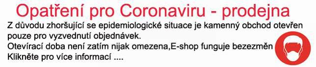 Opatření proti Coronaviru