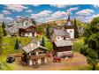 H0 - Akční set - horská vesnice