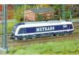 TT - Dieselov� lokomotiva 761-003-3 - METRANS CZ(analog)