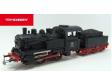 H0 - Parní lokomotiva s vlečným tendrem - Piko Hobby