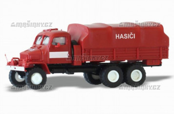 TT -  Praga V3S hasiči plachta