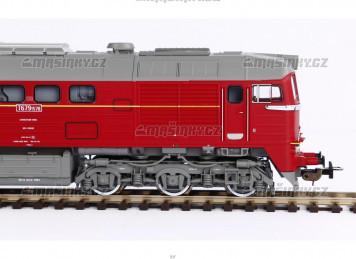 H0 - Dieselová lok. T679 ČSD (analog)