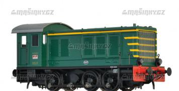 H0 - Dieselová lokomotiva 236 - FS (analog)