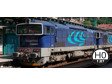 H0 - Dieselová lokomotiva  753 722 - UNIPETROL (analog)
