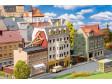 H0 - Set městských domů Breitestrasse