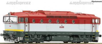 H0 - Dieselová lok. T 478.3109, ZSSK (DCC, zvuk)