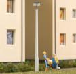 H0 - Pouliční lampy - atrapy