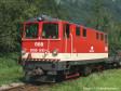 H0e - Dieselová lok. 2095 010, ÖBB (analog)