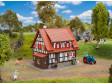 H0 - Roubený dům