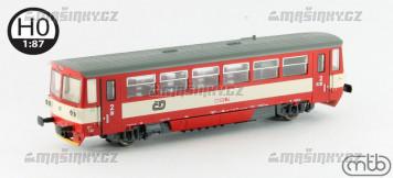 H0 - Motorový vůz 810 172 - ČD (analog)