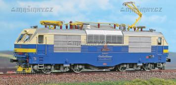 H0 - Elektrická lokomotiva řady 350 - ČSD (analog)