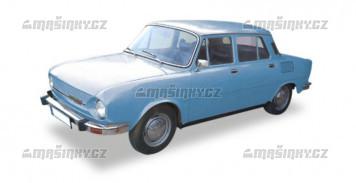 TT - Škoda 110 L - modrá