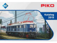 H0 - Katalog Piko 2019