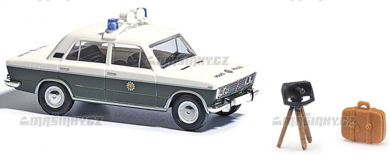 H0 - Lada 1500 (WAS 2103) s radarem #1