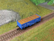 TT  Náklad dřeva do vozu Es Tillig/Vtr Loco