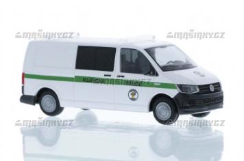 H0 - Volkswagen T6 Vojenská Policie (CZ)