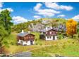 H0 - Akční set - Alpské domy