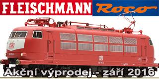 Z��iov� v�prodej ROCO Fleischmann