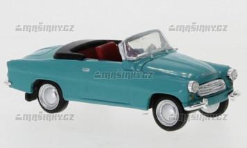 H0 - Škoda Felicia kabriolet, sv. modrá