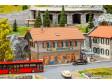 H0 - Dům s vesnickým obchodem