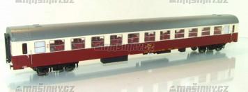 H0 - Model přípojného vozu dřivejší řady Baim - ČSD
