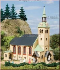 H0/TT - Kostel v obci Börnichen
