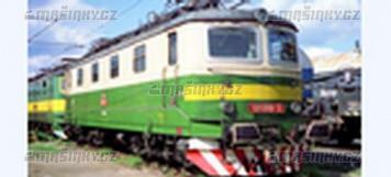 H0 - Elektrická lokomotiva 121 010 - ČSD (analog)