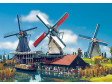 H0 - Větrný mlýn De Kat