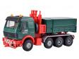 H0 - MB čtyřnápravový nákladní vůz KAHL