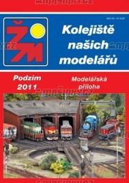Kolejiště našich modelářů - Podzim 2011