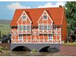 H0 - Dům na mostu »Wismar«