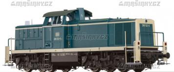 H0 - Dieselová lokomotiva BR 290 - DB (analog)
