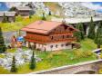 H0 - Alpský dům Chiemgau