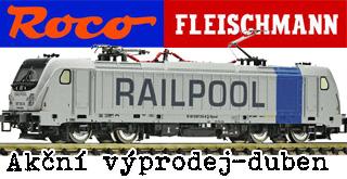 Akce Roco - Fleischmann