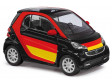 H0 - Smart Fortwo 2012 »Fußball-Fan«