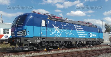 H0 - Elektrická lokomotiva VECTRON 383 - ČDC (analog)