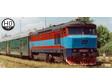 H0 - Dieselová lokomotiva 749 260 - ČD (analog)