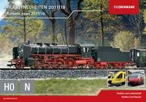Fleischmann - podzimní novinky