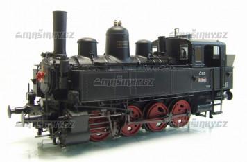 H0 - Parní lokomotiva 422.0115 - ČSD (analog)