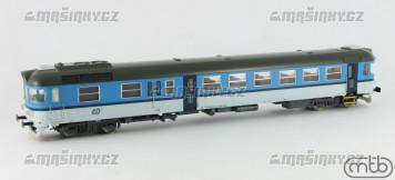 H0 - Motorový vůz 854 203 - ČD (analog)