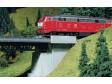 N - Mostní kovové zábradlí 976 mm