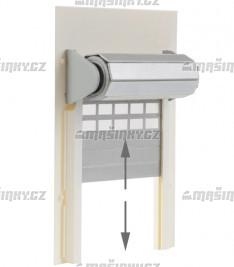 H0 - Rolovací dveře s motorovým pohonem