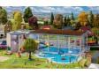 H0 - Krytý bazén se skluzavkou