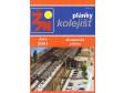 Plánky kolejišť - 2001