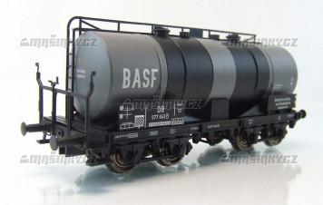 """H0 - Kotlový vůz ZZ[P] """"BASF"""" - DB"""