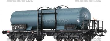 H0 - Šestiosý kotlový vůz Ra - ČSD