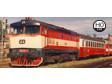 H0 - Dieselová lokomotiva 749 261 - ČD (analog)